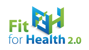 Logo Fit For Health 2.0 Medium