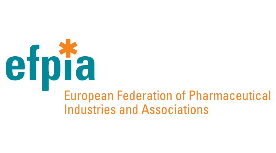European Federation Of Pharmaceutical Industries And Associations Efpia Logo Vector