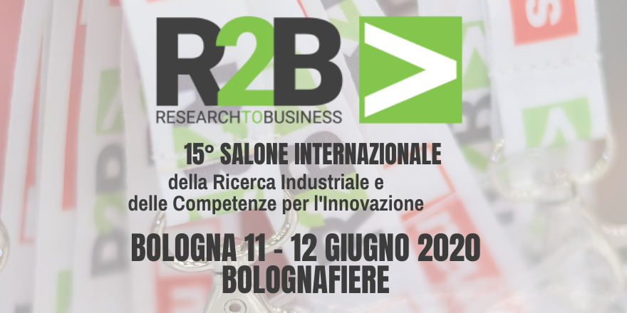 Research To Business Bologna
